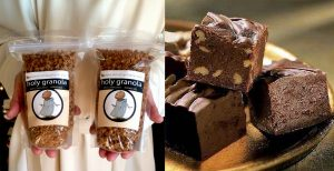 Granola & Fudge